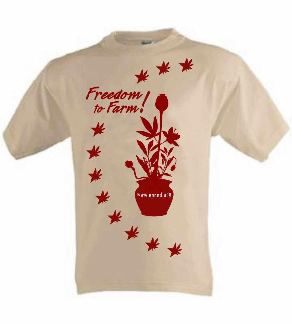 encod - t-shirt