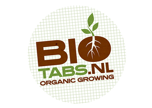 BioTabs Organic Growing, Easy by Nature